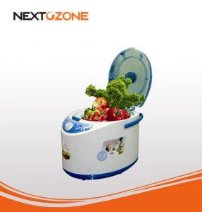 máy khử độc thực phẩm