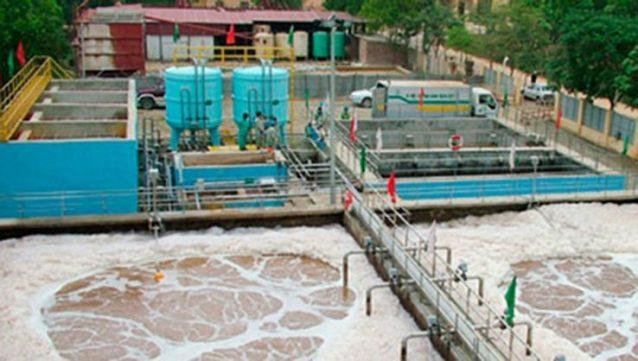 Máy Ozone xử lý nước thải